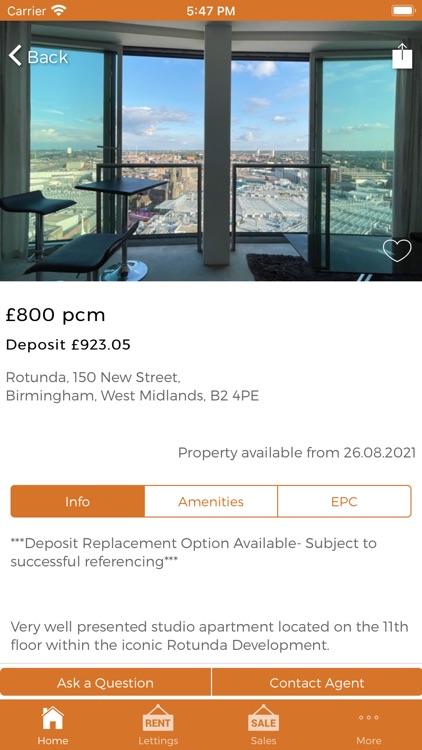 Three2Six Real Estate Agents screenshot-4