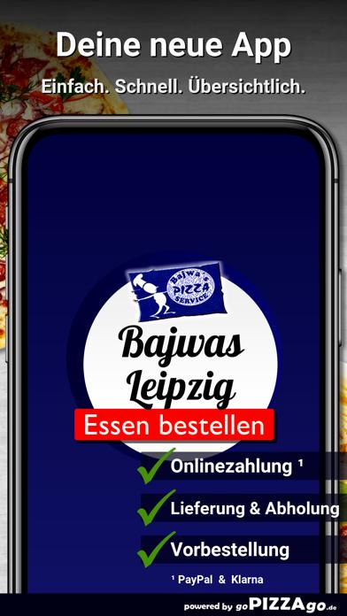 Bajwas Pizza Service Leipzig screenshot 1