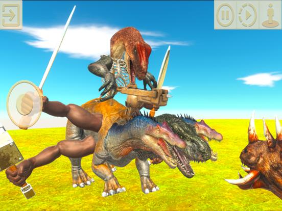 Animal Revolt Battle Simulatorのおすすめ画像2