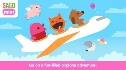 Sago Mini Planes Adventure screenshot 1