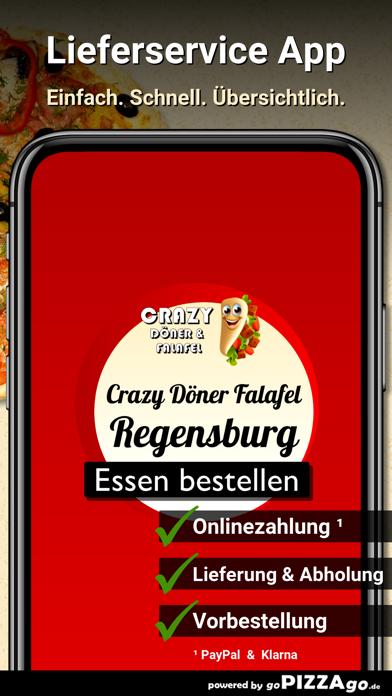 Crazy Döner Falafel Regensburg screenshot 1