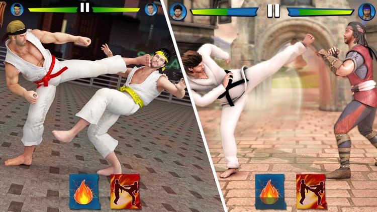 Karate Kings Fight 21 screenshot-4