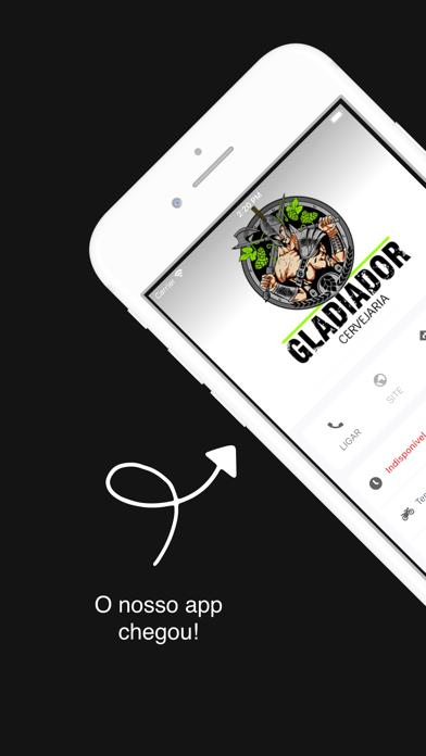 Gladiador Cervejaria screenshot 1