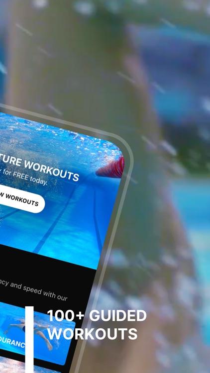 DUO Swim: Swimming Coach screenshot-3