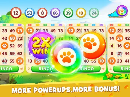 Bingo Wild-BINGO Games Onlineのおすすめ画像3