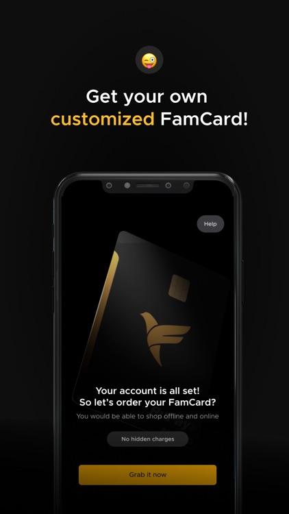 FamPay - Card for teens screenshot-4