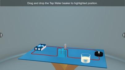 Electric Conduction in Liquids screenshot 5
