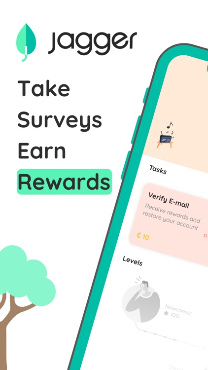 Jagger: Earn Gift Cards