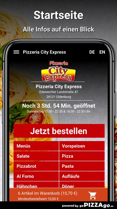 City Express Oldenburg screenshot 2
