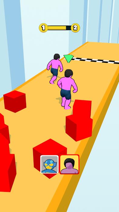 Descargar Superhero Race! para Android