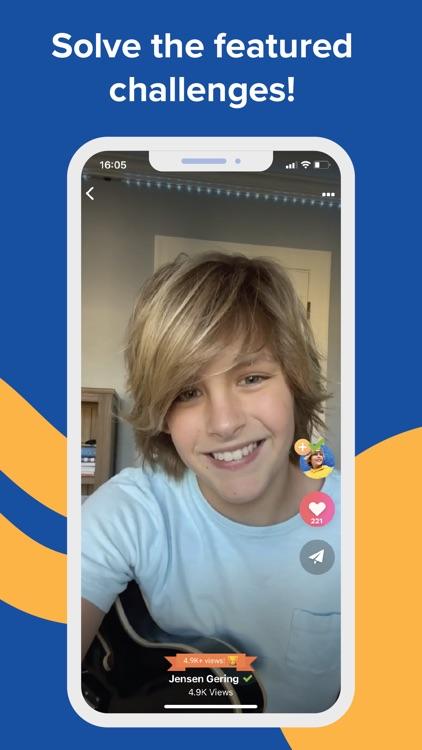 Zigazoo: Social Media for Kids screenshot-4