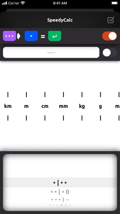 SpeedyCalc Tally Calculator 2