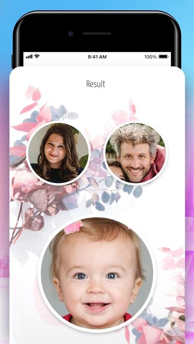 Mi Bebé Y Yo - Baby GeneratorCaptura de pantalla de1