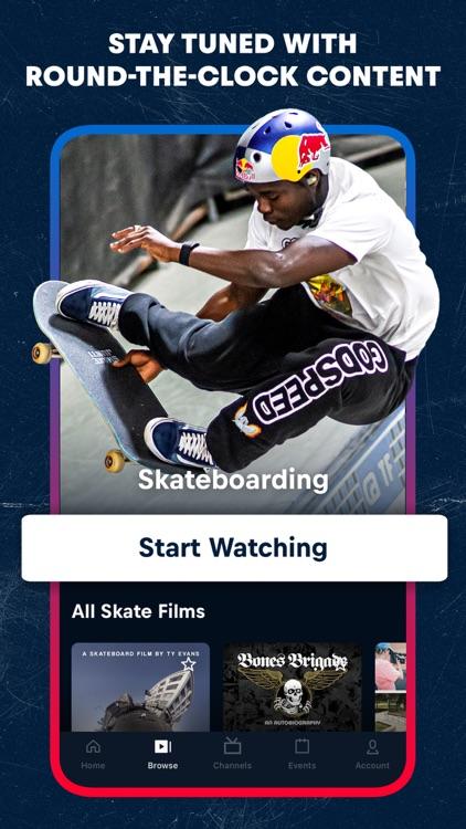 Red Bull TV: Live Events screenshot-6