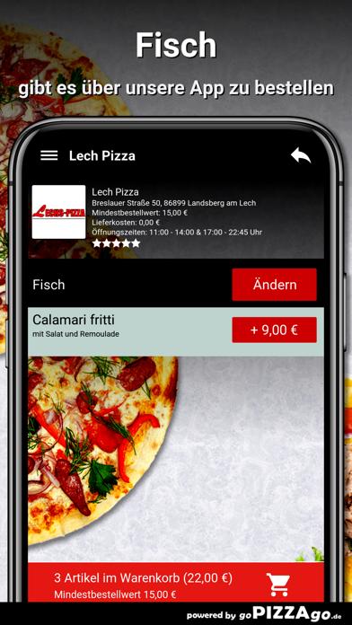 Lech Pizza Landsberg am Lech screenshot 6