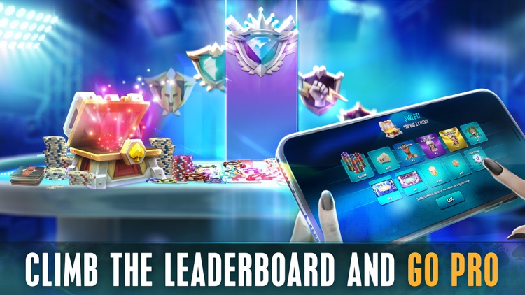 HD Poker: Texas Holdem screenshot-3