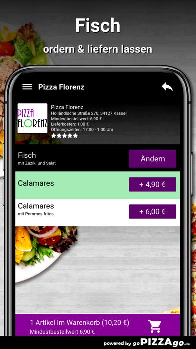 Pizza Florenz Kassel screenshot 6
