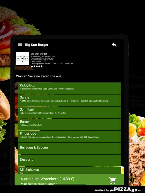 Big Star Burger Essen screenshot 8