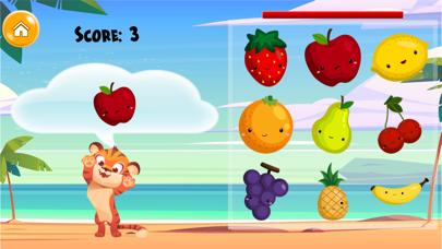 Monkey Teach Tiger FruitMath紹介画像5