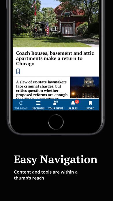 Chicago Tribuneのおすすめ画像3