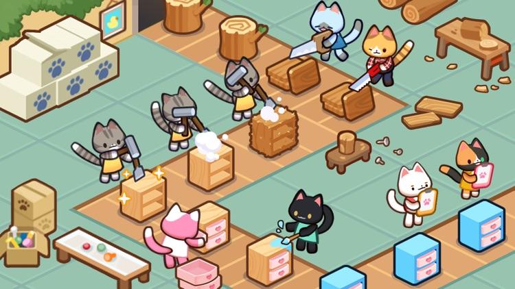 Kitty Cat Tycoon screenshot-3