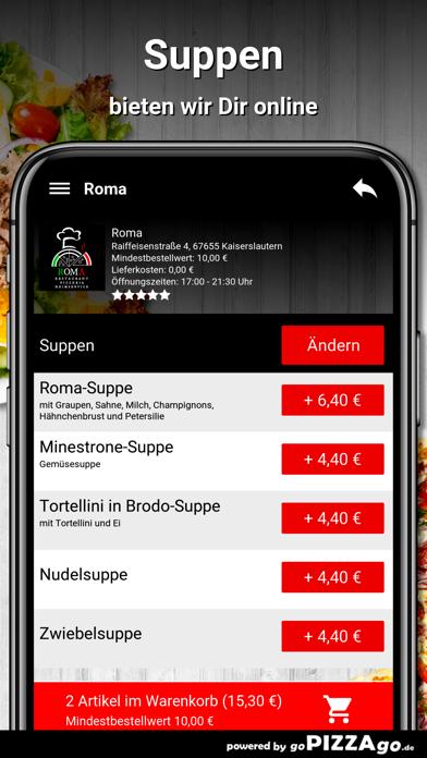 Roma Kaiserslautern screenshot 5