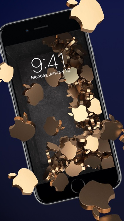 Gravity - Live Wallpapers 3D screenshot-6