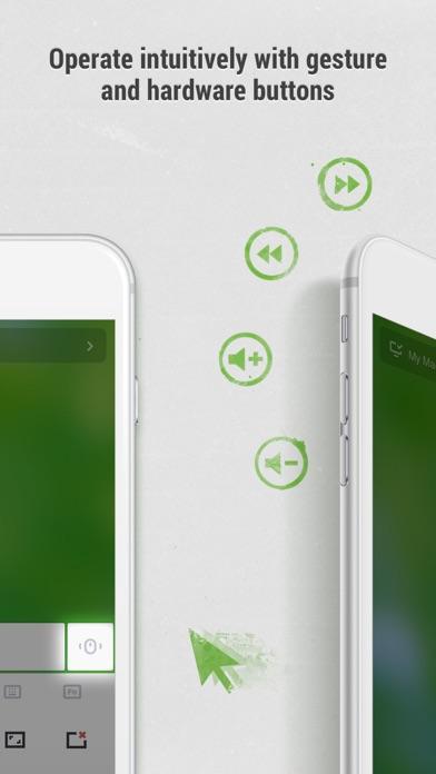 Remote Mouse Pro Screenshots