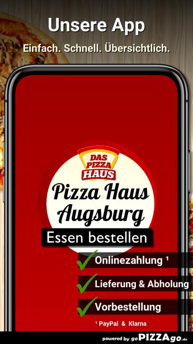 Das Pizza Haus Augsburg screenshot 1
