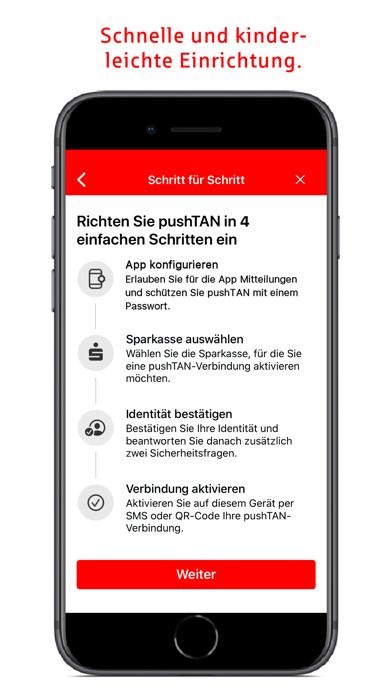 S-pushTAN für iPhone und iPadScreenshot von 4