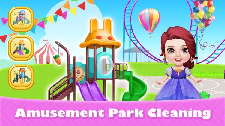 Amusement Park Cleaning screenshot-3