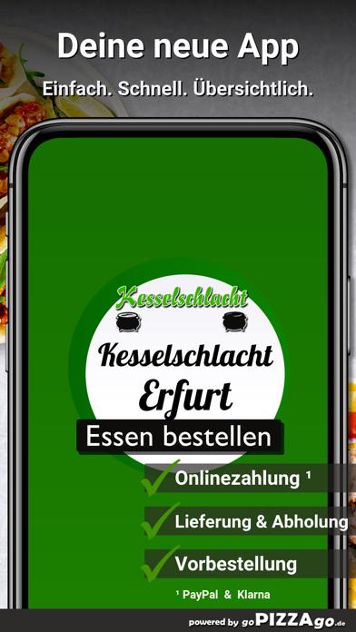 Kesselschlacht Erfurt screenshot 1