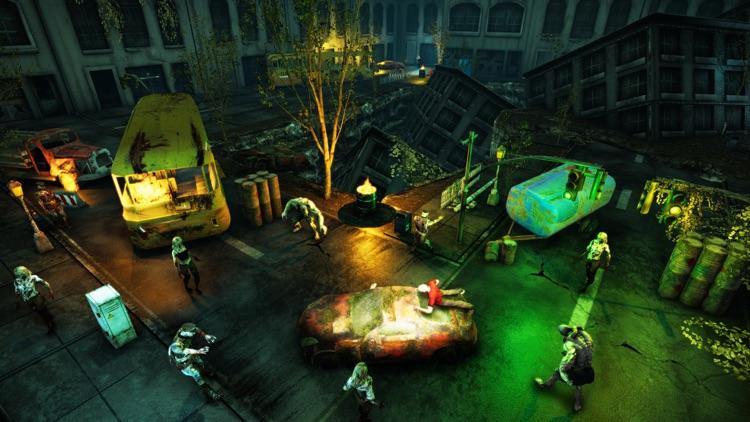 Dead City : Zombie Survival