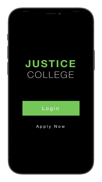 JusticeCollege screenshot 1