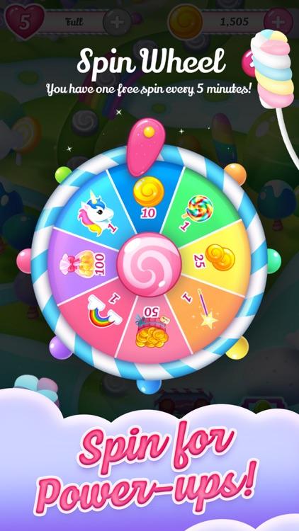 Megan's Cute Candy Celebration screenshot-5