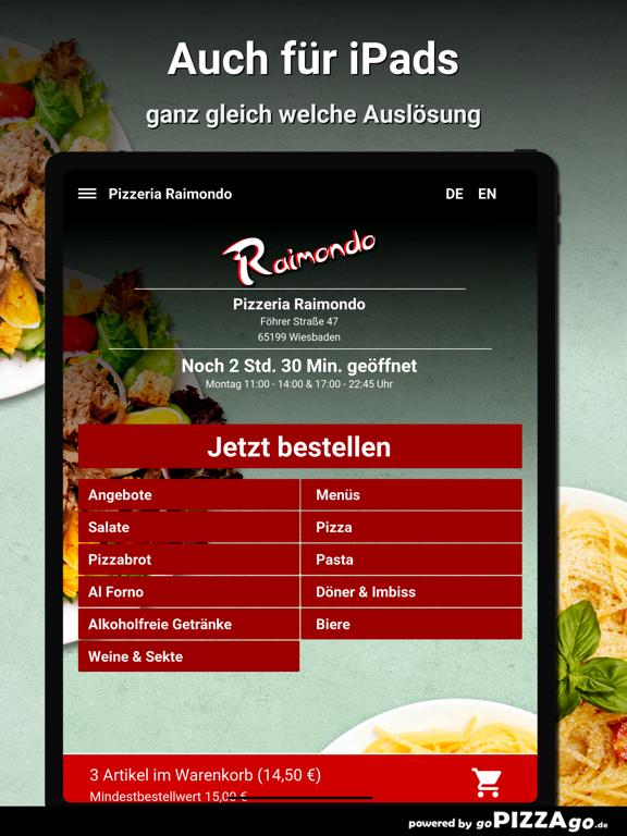 Pizzeria Raimondo Wiesbaden screenshot 7