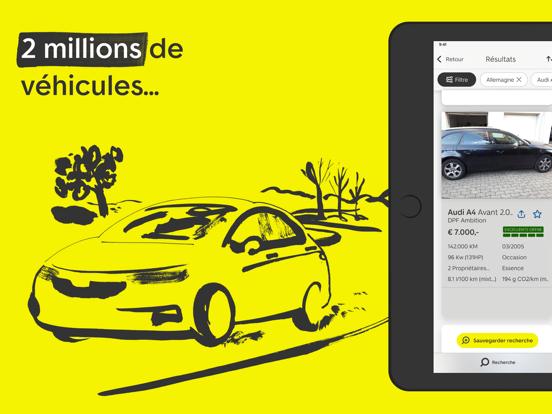Screenshot #4 pour AutoScout24: marché automobile