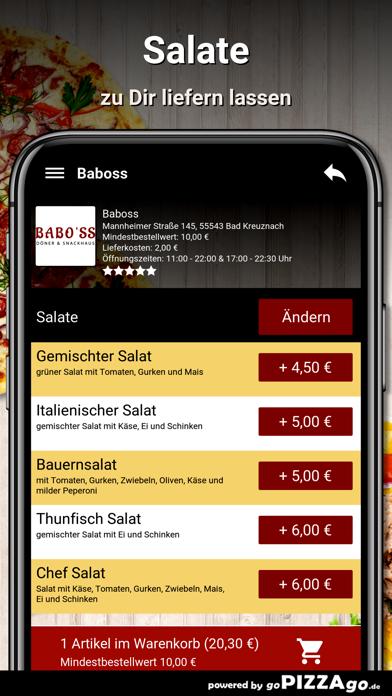 Baboss Bad Kreuznach screenshot 5