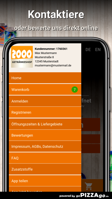 Getränke Shop 2000 Langenhagen screenshot 3