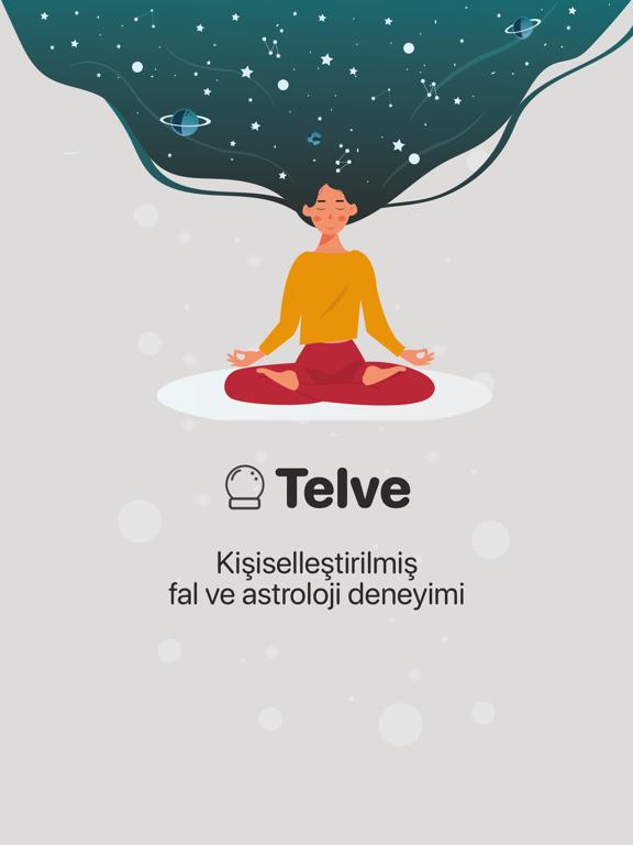 Telve - Kahve Falı, Astroloji ipad ekran görüntüleri