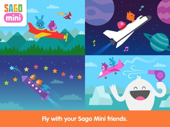 Sago Mini Planes Adventure screenshot 7