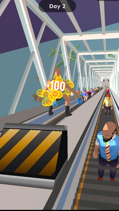 Escalator Master 3D screenshot 4