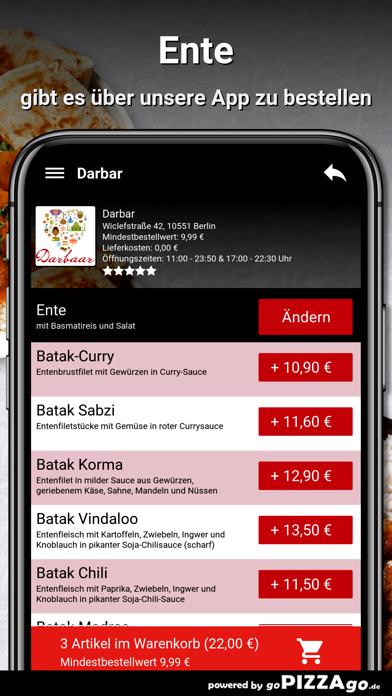 Darbar Berlin screenshot 6