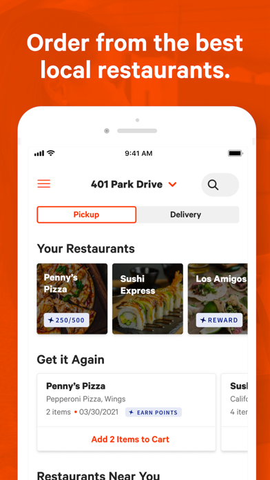 Download Toast Takeout & Delivery for Android