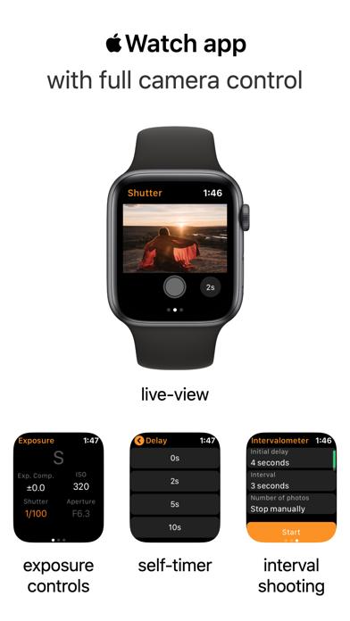 Shutter - Canon EOS Remote screenshot 2