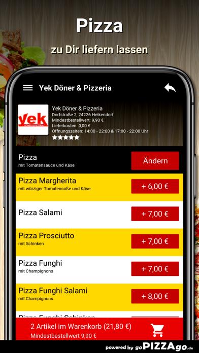 Yek Döner Heikendorf screenshot 5