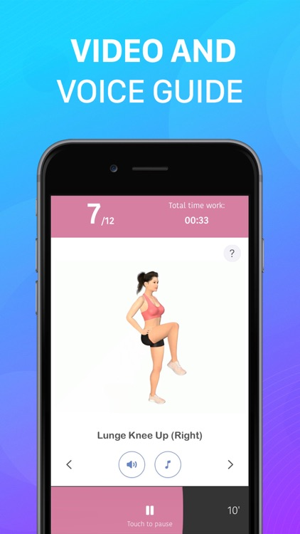 Female Fitness At Home