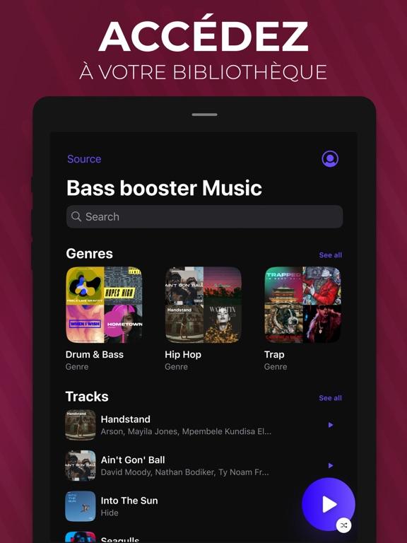Bass Booster - Booste ta basse