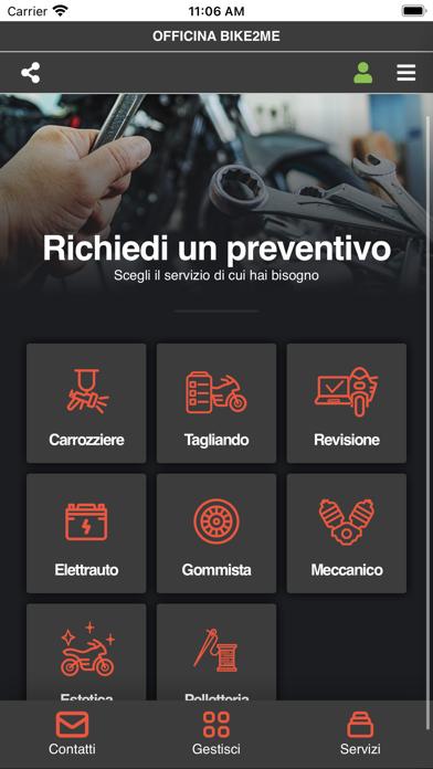 Bike2Me Screenshot