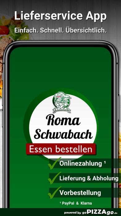 Pizzeria Roma Schwabach screenshot 2